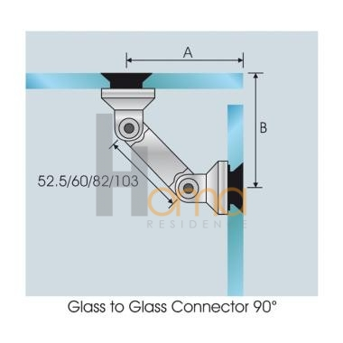 شیشه به دیوار اسپایدری