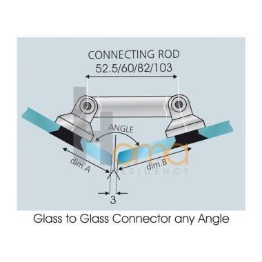 شیشه به شیشه اسپایدری