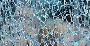 شکست شیشه سکوریت